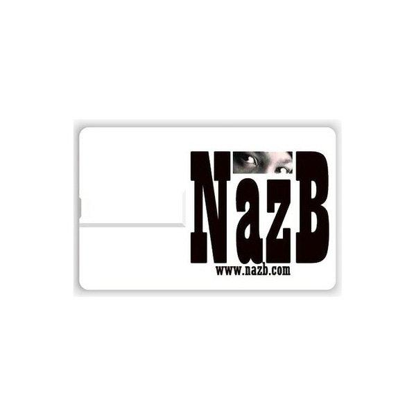 NazB USB Visit Card 8Gb