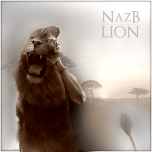 NazB lion front cover